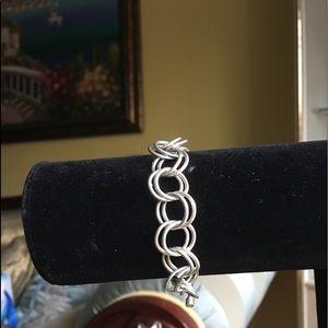 Jewelry - Sterling silver bracelet.